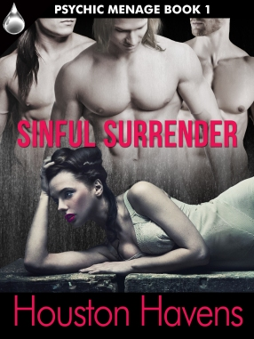 Sinful Surrender Cover