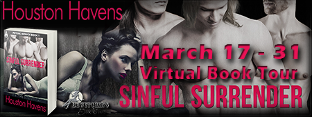 Sinful Surrender Banner 450 x 169