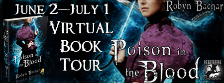 Poison in the Blood Banner 450 x 169
