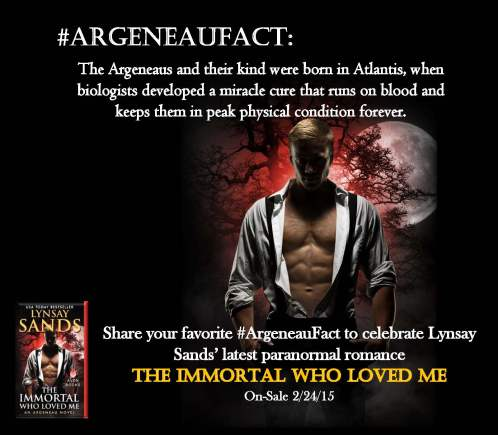 Argeneau Facts 1
