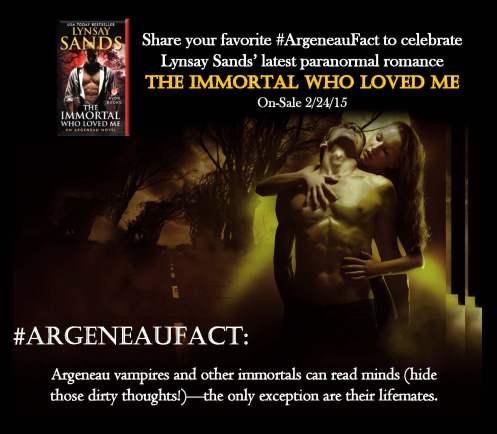 Argeneau Facts 2