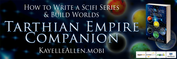 Tarthian Empire Companion by Kayelle Allen