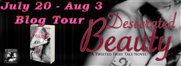 Descrated Beauty Banner 851 x 315