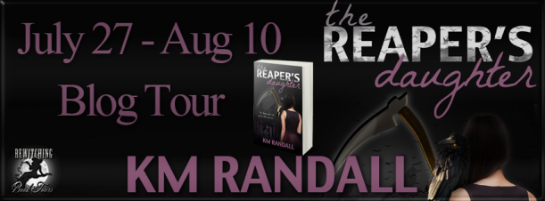The Reaper's Daughter Banner 851 x 315